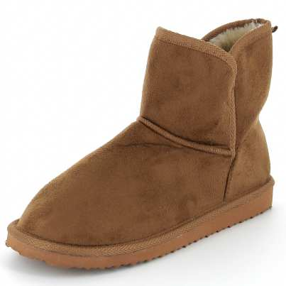 Bottines imitation UGG - KIABI (8€)