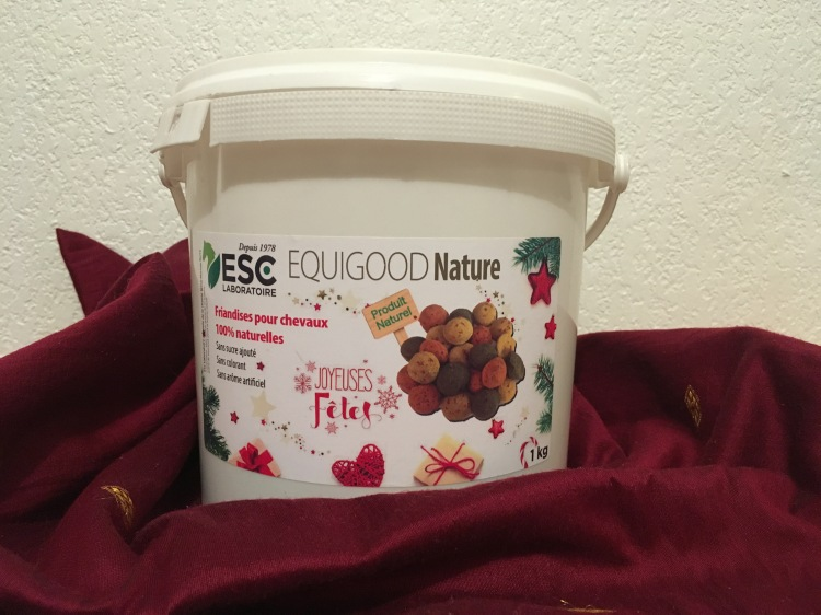 ESC Equigood nature 5
