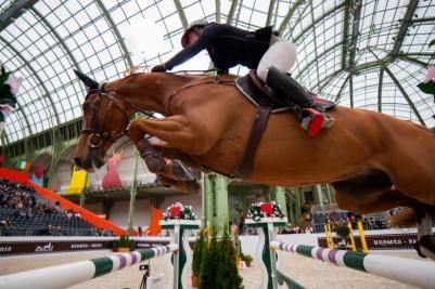 Saut Hermès saut d'obstaclesTalents Hermès
