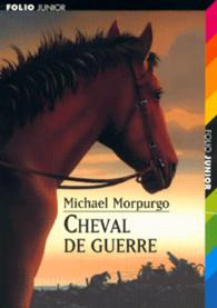 cheval de guerre folio junior